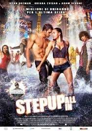 Step up all in, la locandina