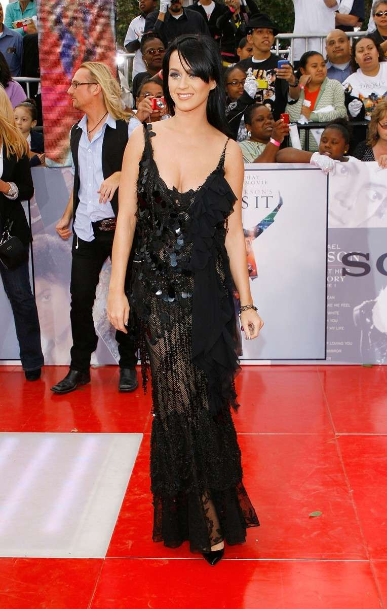 Katy Perry sul red carpet