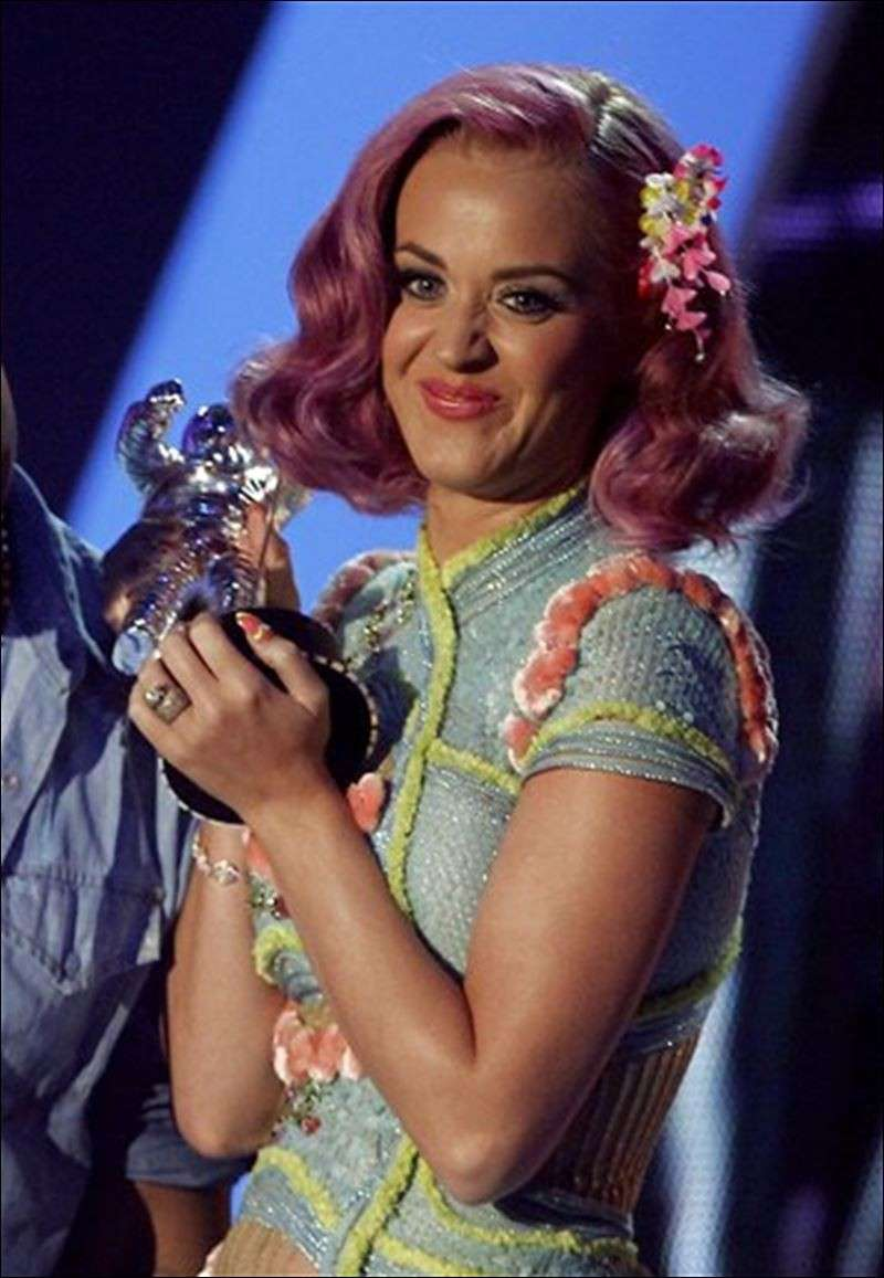 Katy Perry vince MTV Video Music Award video of a year