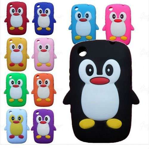 Cover con i pinguini