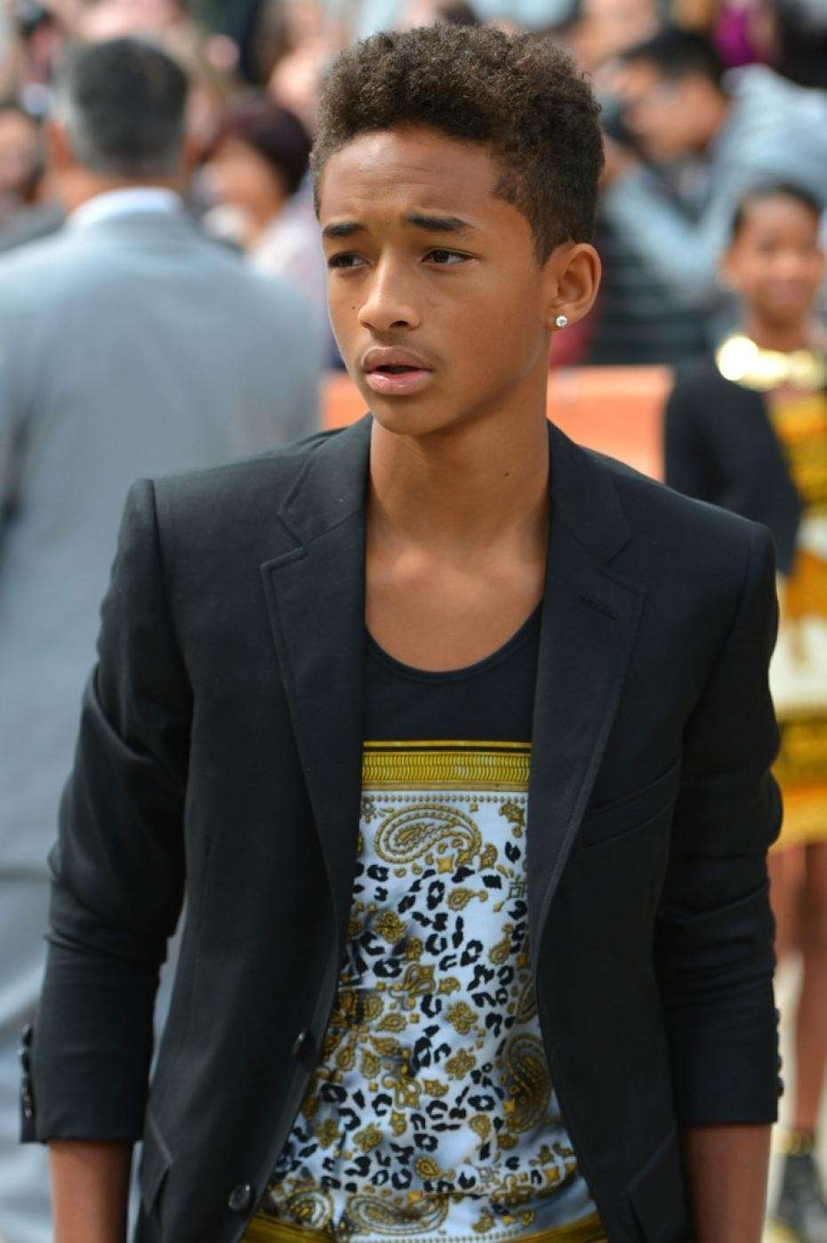 Jaden Smith sul red carpet