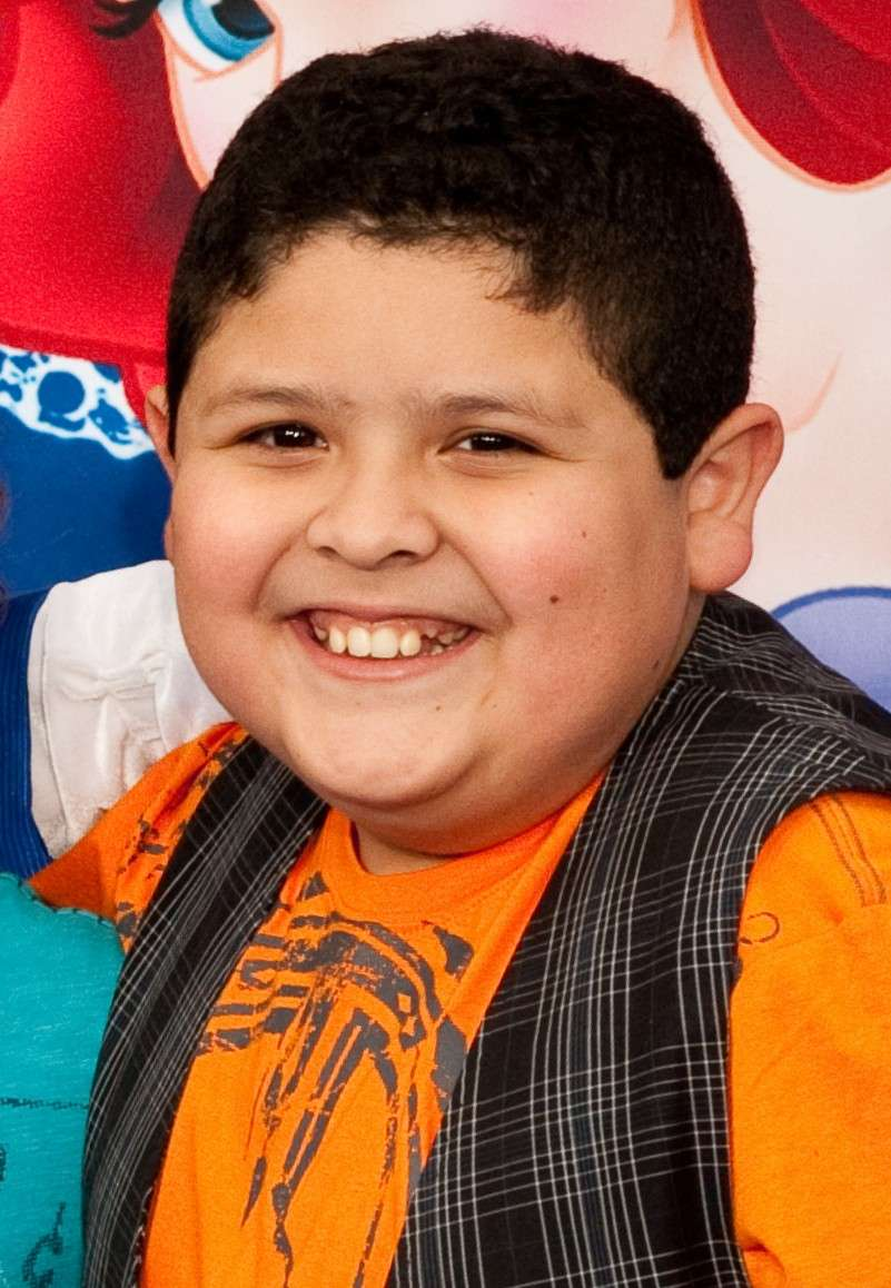 Rico Rodriguez in Modern Family