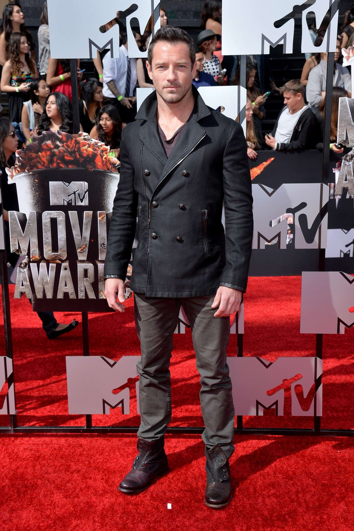 Ian Bohen sul red carpet