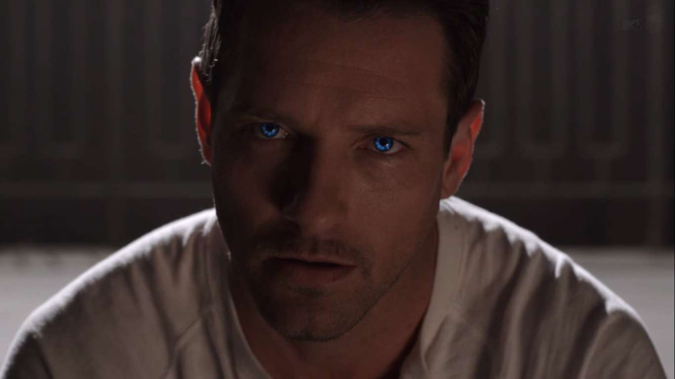 Ian Bohen in Teen Wolf