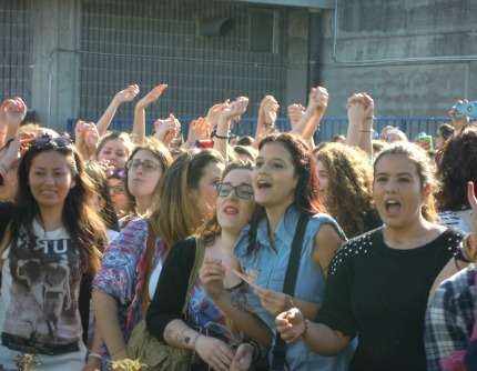One Direction in concerto a Milano:voci all