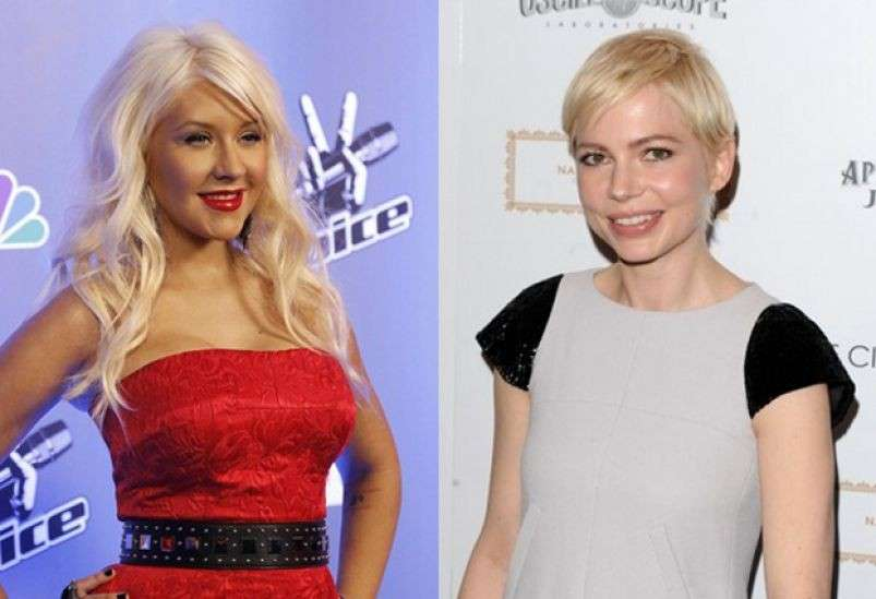 Christina Aguilera e Michelle Williams sono nate nel 1980