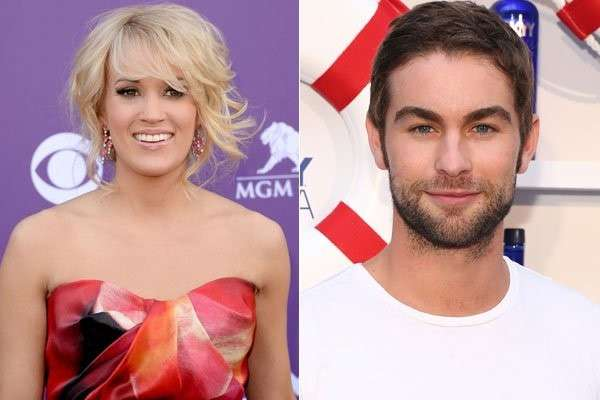 Chace Crawford e Carrie Underwood