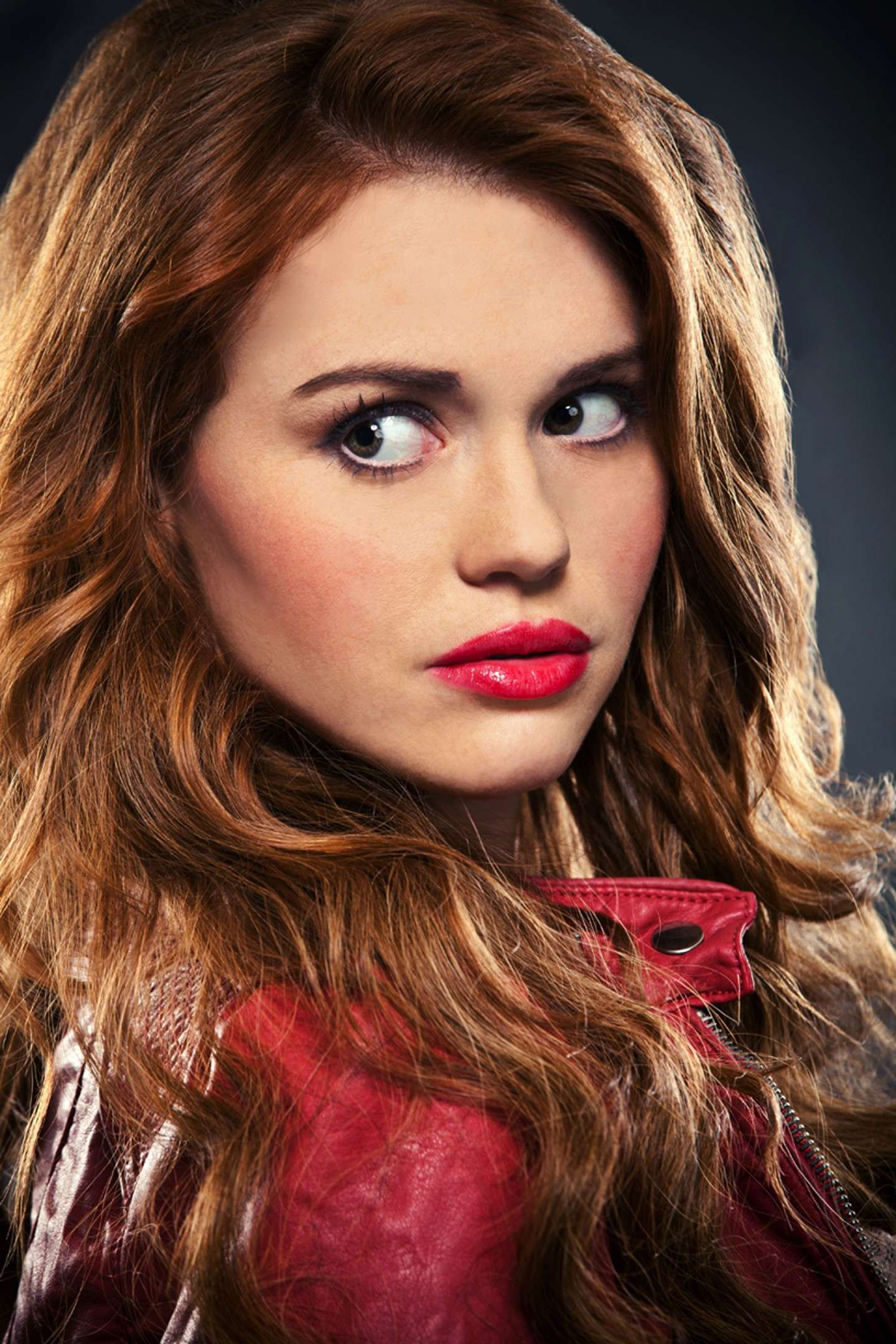 Holland Roden interpreta Lydia Martin