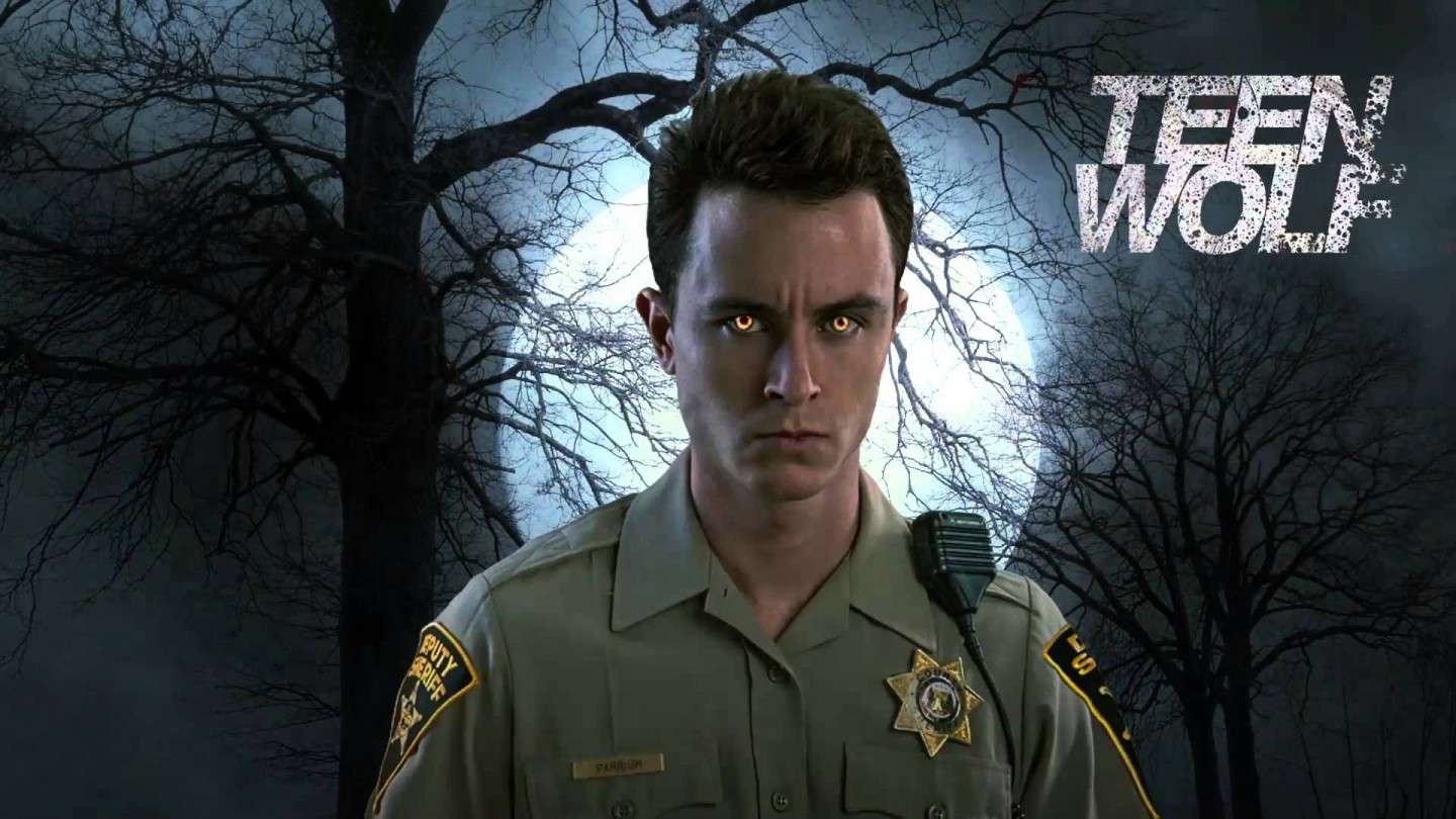 Ryan Kelley in Teen Wolf