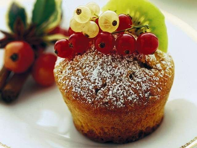 Muffin allo yogurt light
