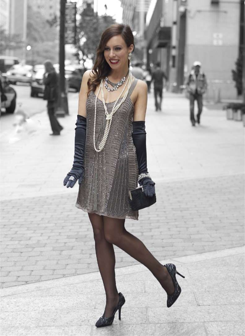 Costume da flapper Girl