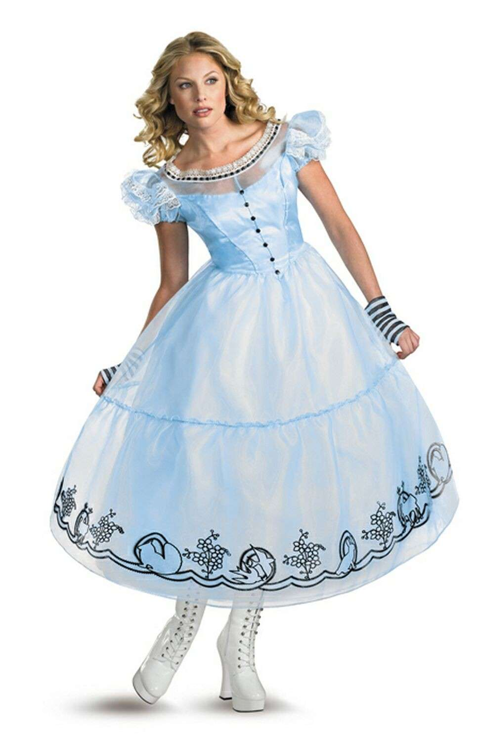 Alice in Wonderland per Carnevale