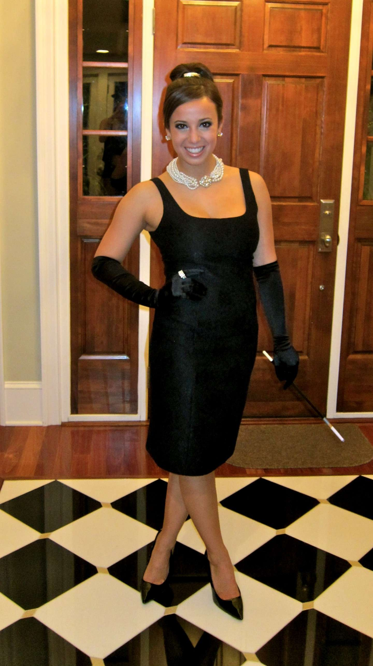 Costumi di Carnevale ispirati al cinema: Holly Golightly