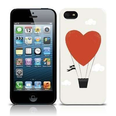 Cover con cuore per Iphone