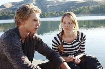 Austin Butler interpeta il protagonista in Switched at Birth