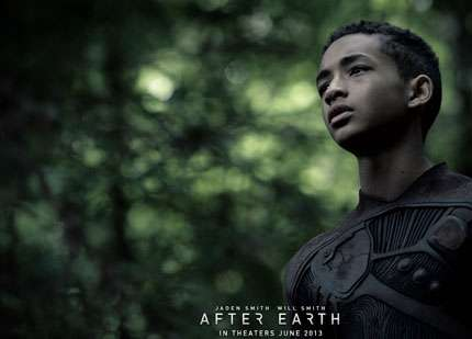 Jaden Smith in After Earth: foto presentazione!