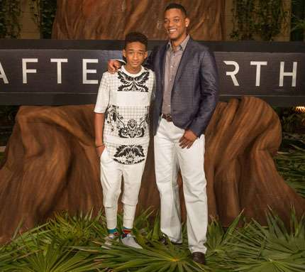 Jaden Smith After Earth Cancun