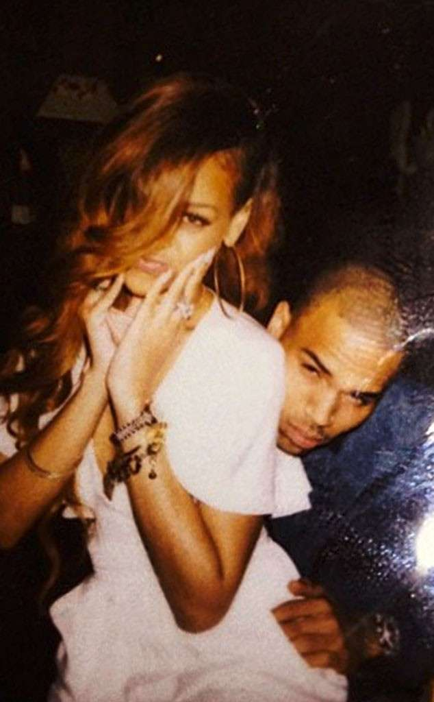 Rihanna e Chris Brown nel 2013