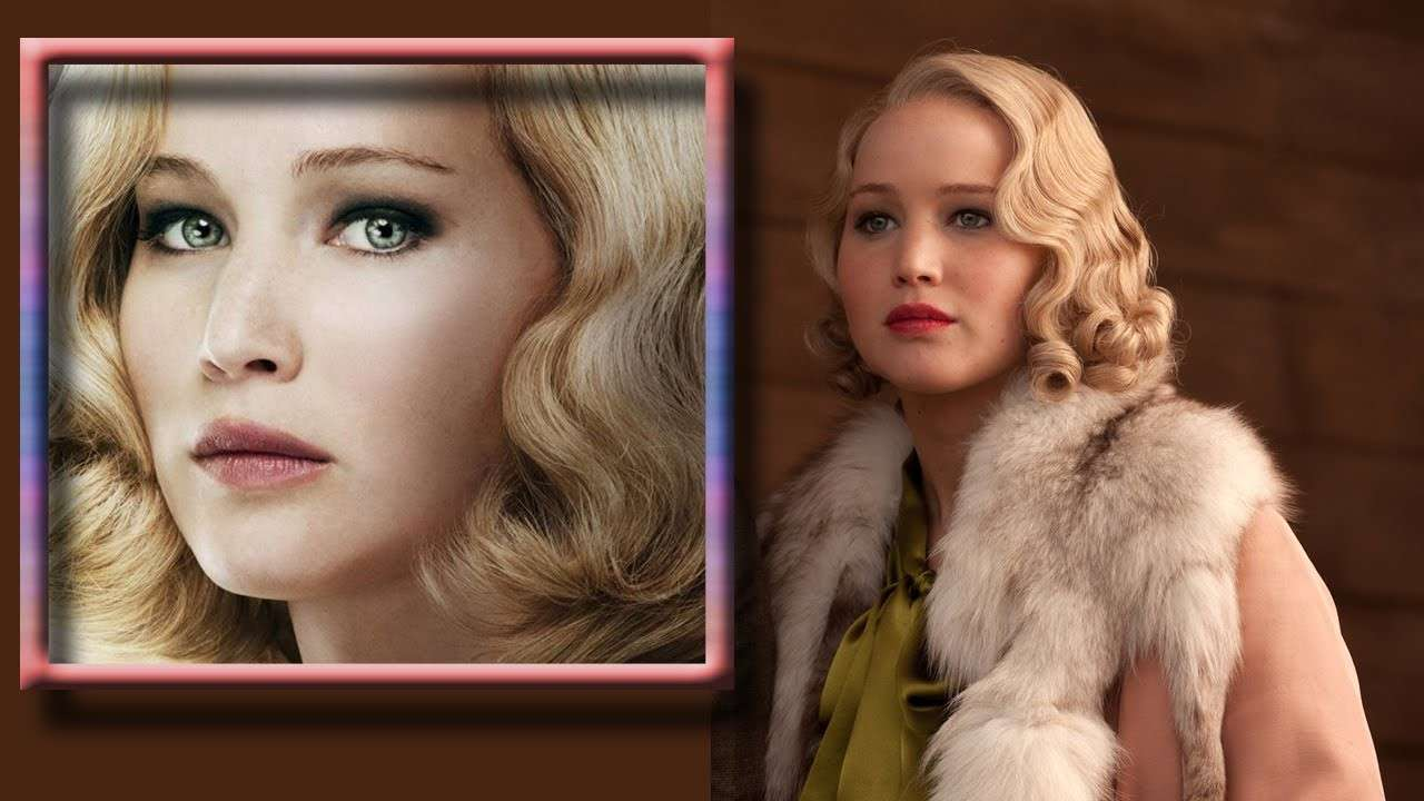 Makeup anni 30 di Jennifer Lawrence