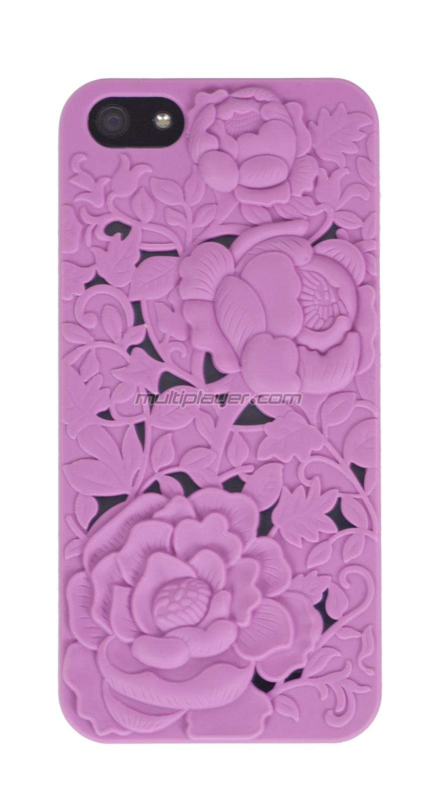 Cover rigida con rose