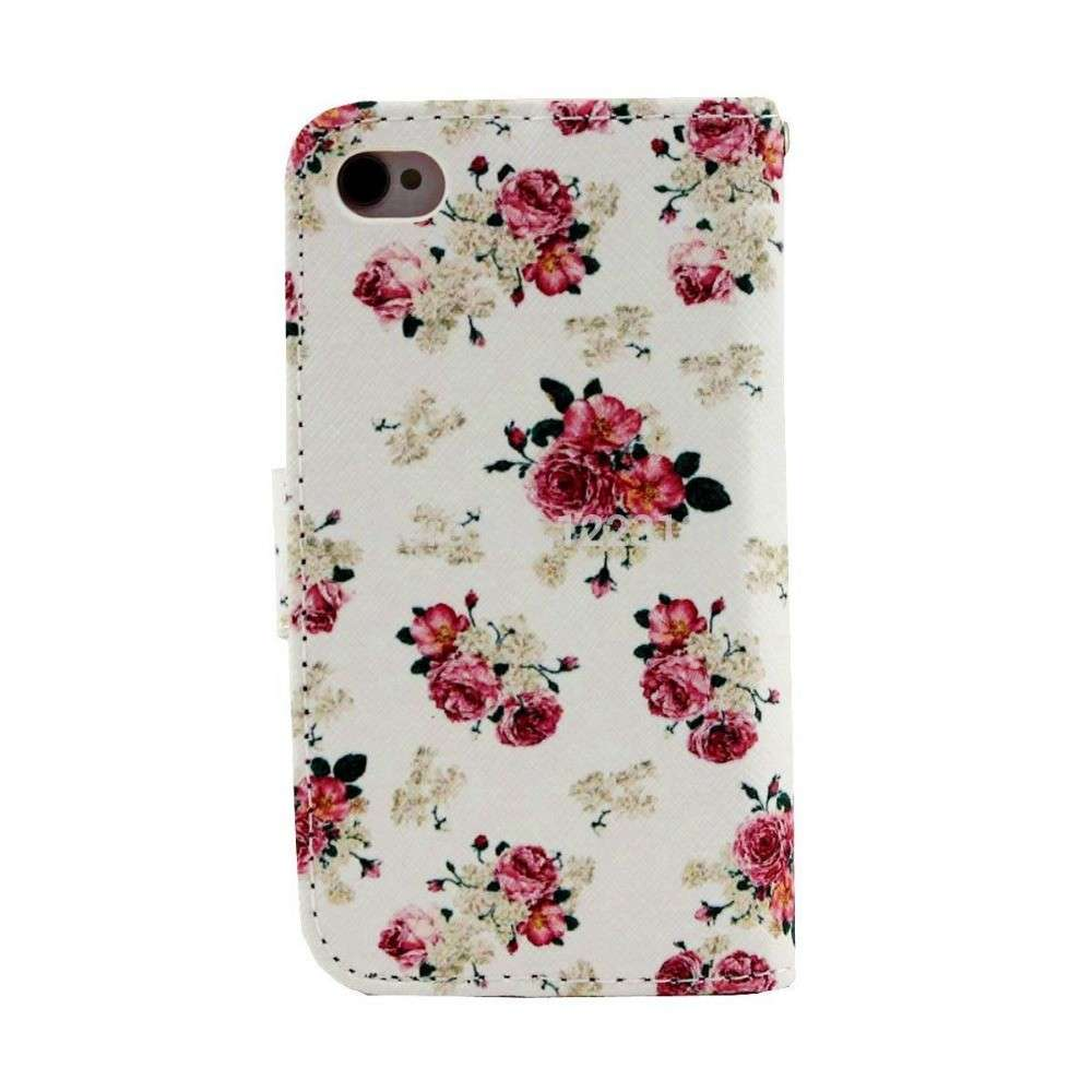 Cover con rose vintage