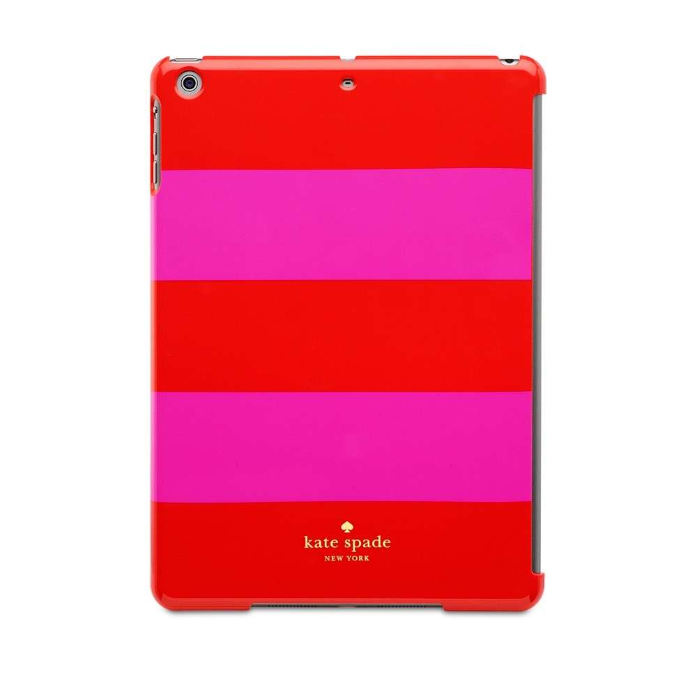 Cover iPad rossa e rosa