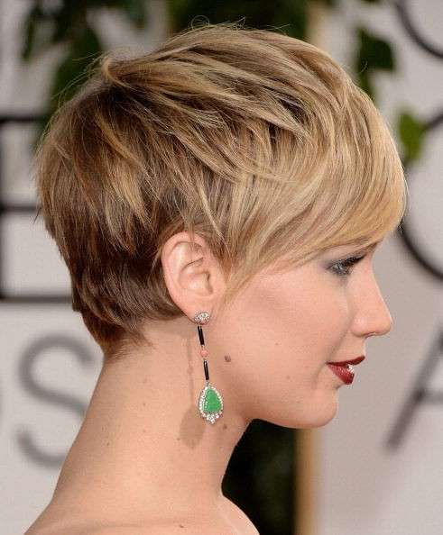 Il pixie cut di Jennifer Lawrence