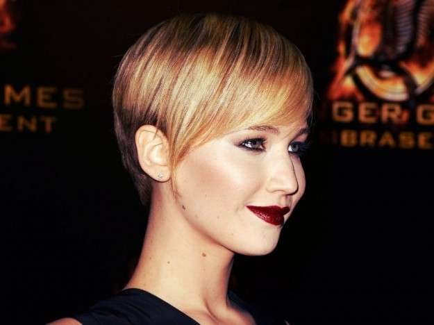 Pixie cut come Jennifer Lawrence