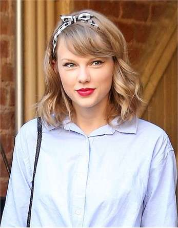 Accessorio per capelli di Taylor Swift