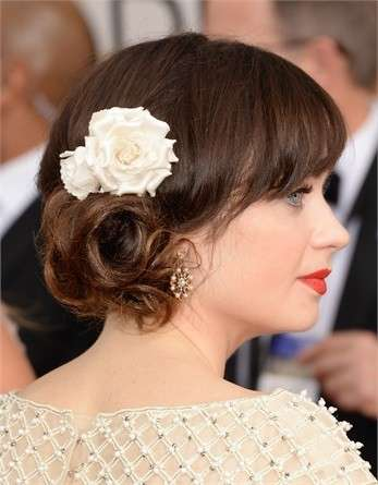 Accessori per capelli di Zooey Deschanel