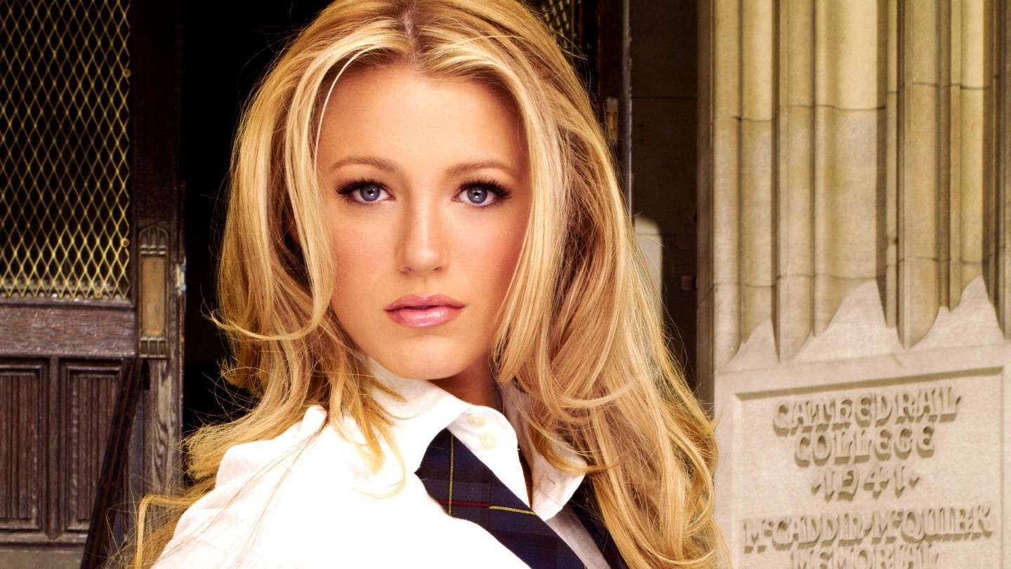 Blake Lively in Gossip Girl
