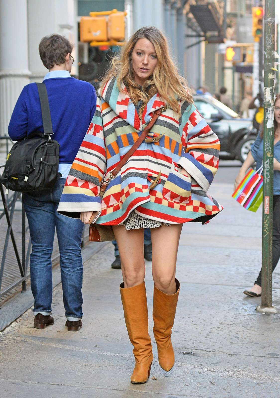 Look casual di Blake Lively