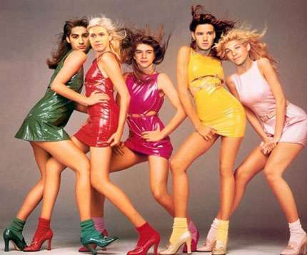 One Direction Spice Girls