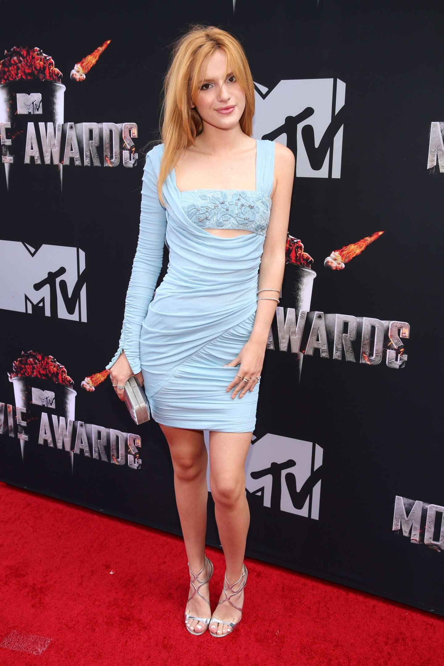 Bella Thorne agli MTV Movie Awards