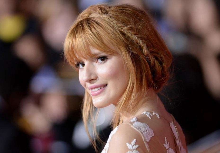 Bella Thorne ed i suoi look