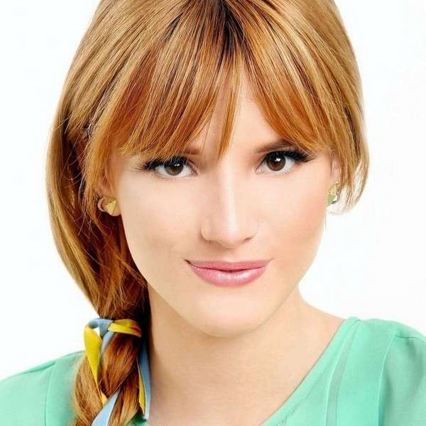 Make up di Bella Thorne