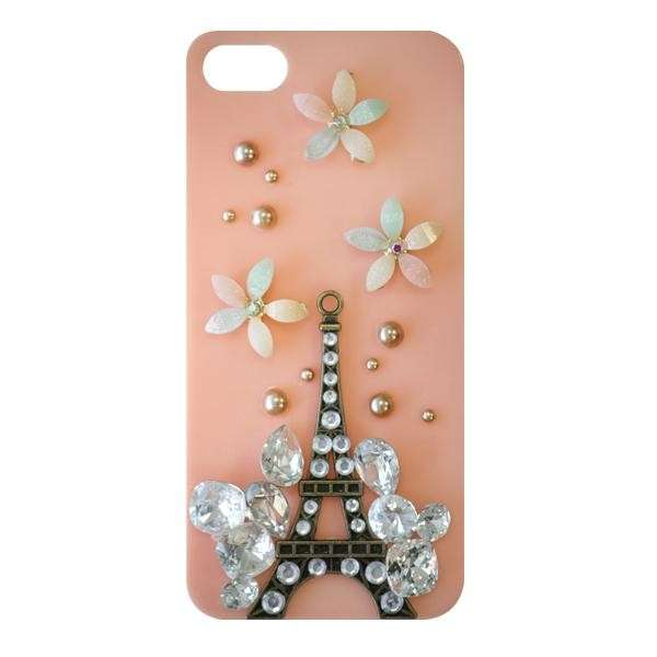 Cover ispirate a Parigi con glitter