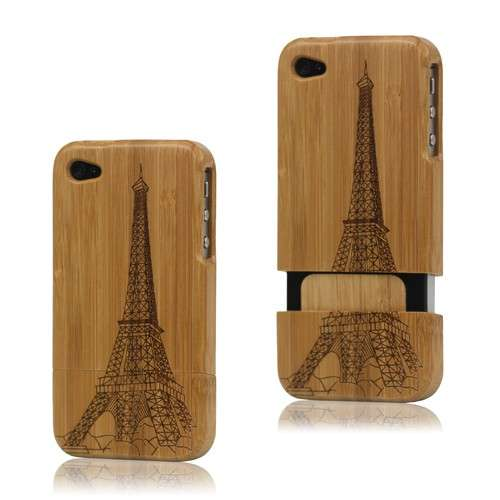 Cover ispirate a Parigi in legno