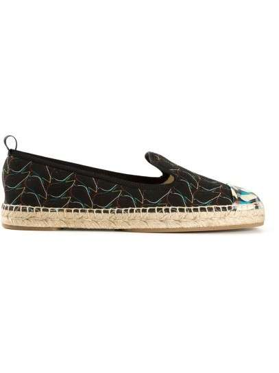 Espadrillas primavera estate 2015 Fendi