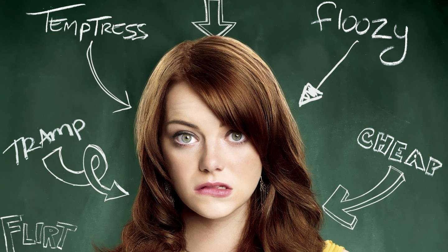 Hairstyle e beauty look di Emma Stone