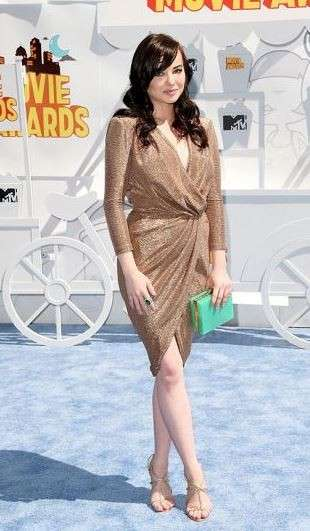 MTV Movie Awards 2015 - Ashley Rickards