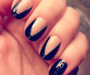 Idea per una zip nail art