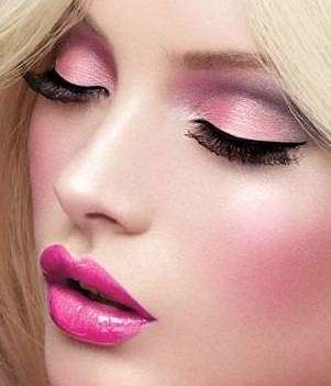 Ideale il make up rosa