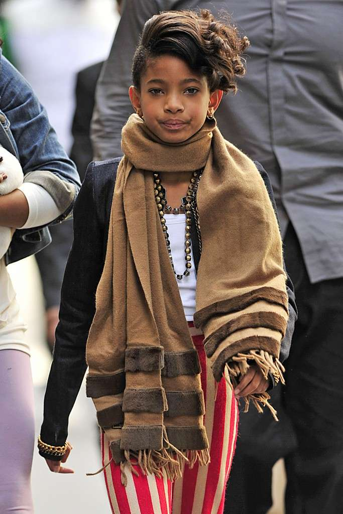 Willow Smith ed il sidecut