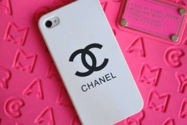 Cover bianca Chanel