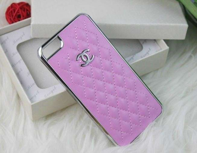 Cover lilla di Chanel