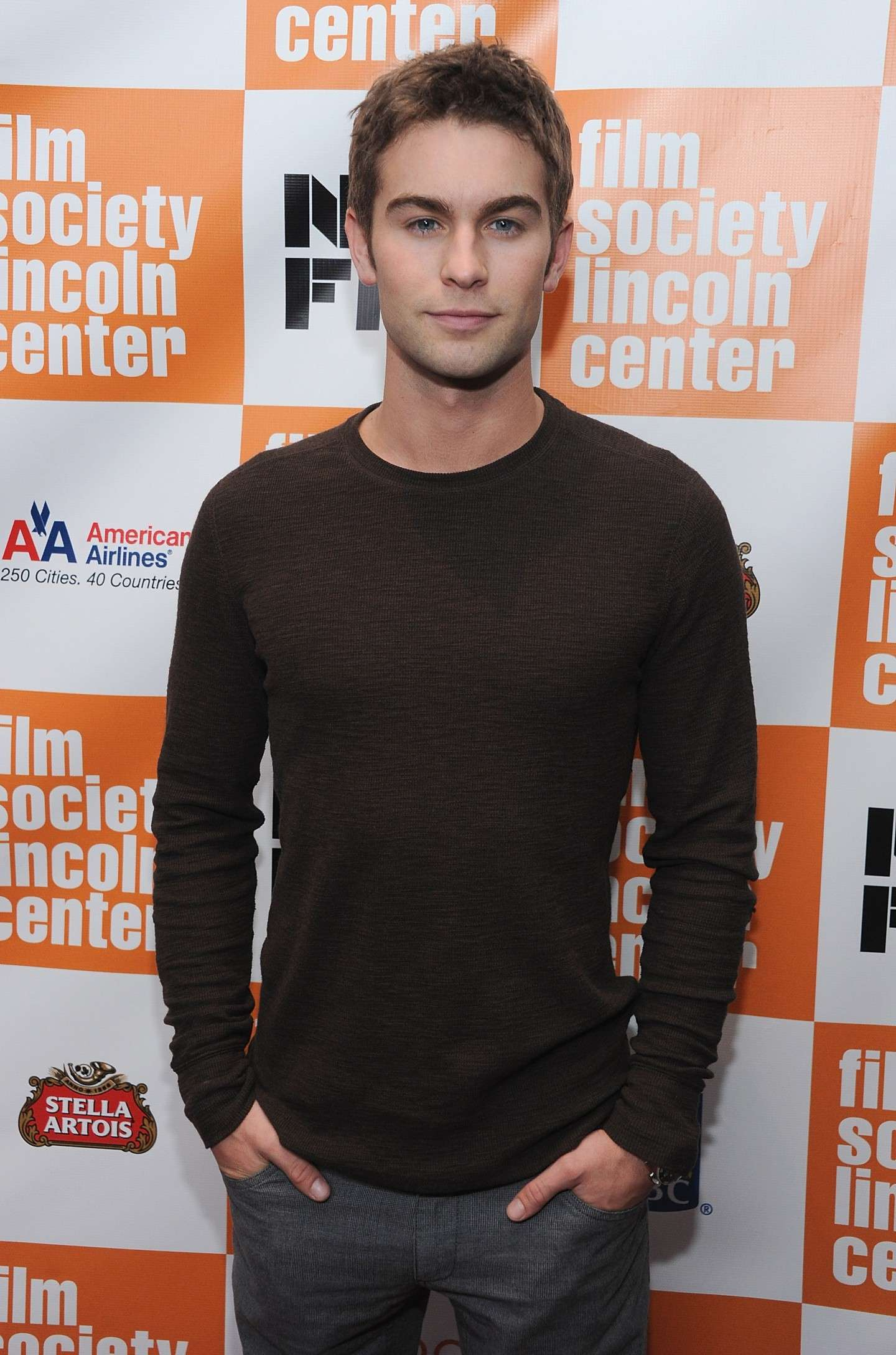 Look casual per Chace Crawford