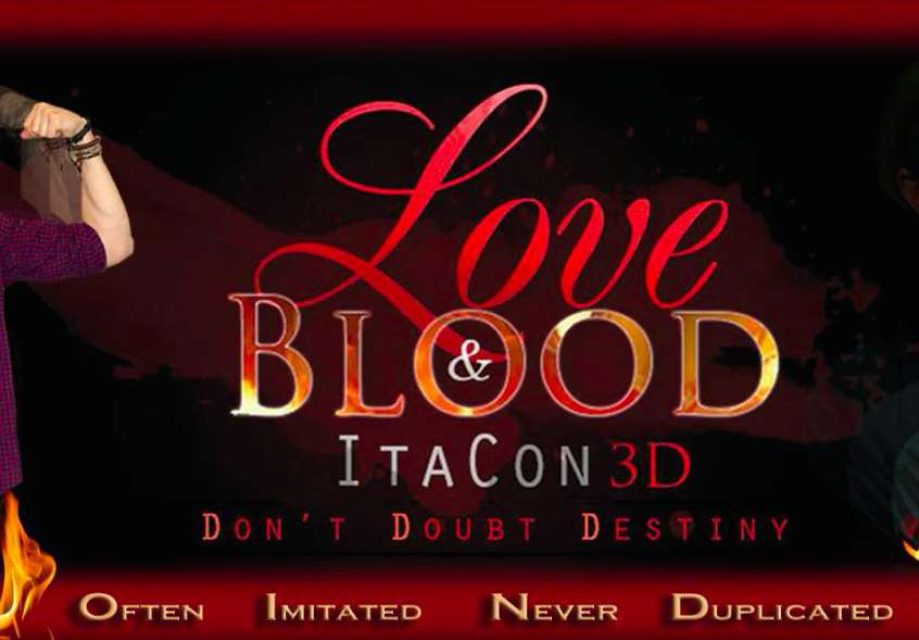 Attori di The Vampire Diaries ospiti alla Love&Blood 3D