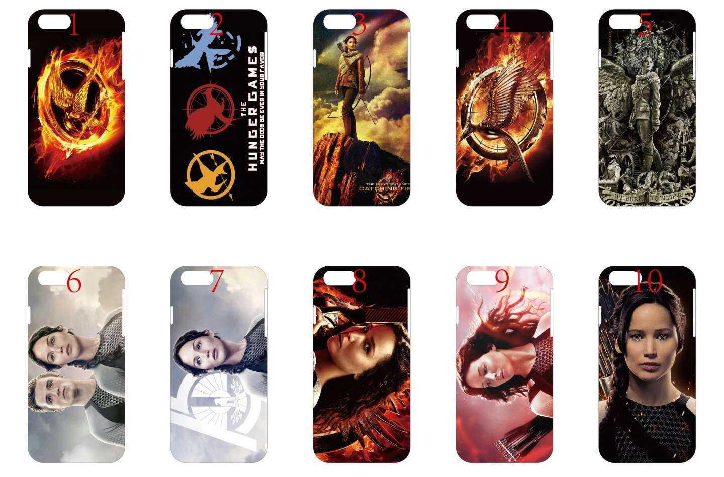 Cover Hunger Games per cellulare