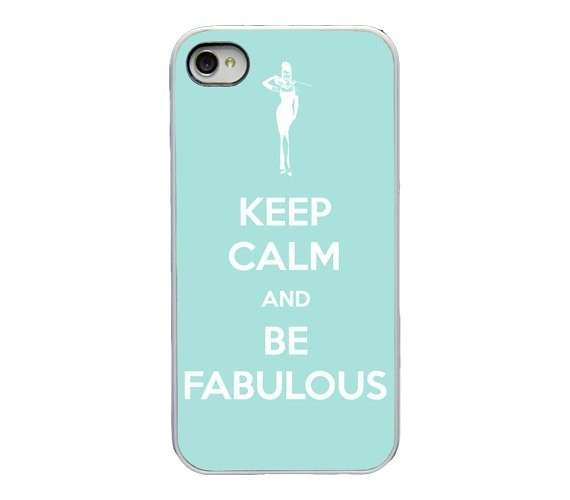Cover keep calm and be fabulous